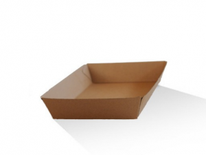 Corrugated Kraft Trays