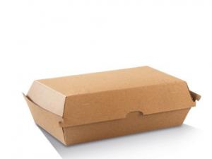 Carboard Kraft Clamshells
