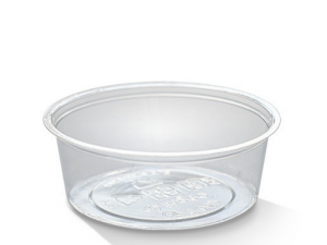 Clear Deli Containers & Lids