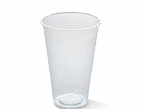 Clear Cups & Lids