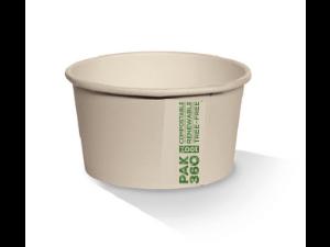 Bamboo Ice Cream Cups